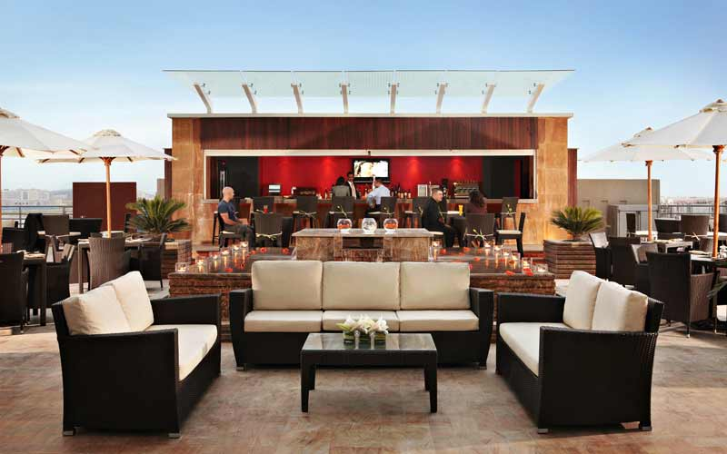B Lounge - The Terrace - godesto.com