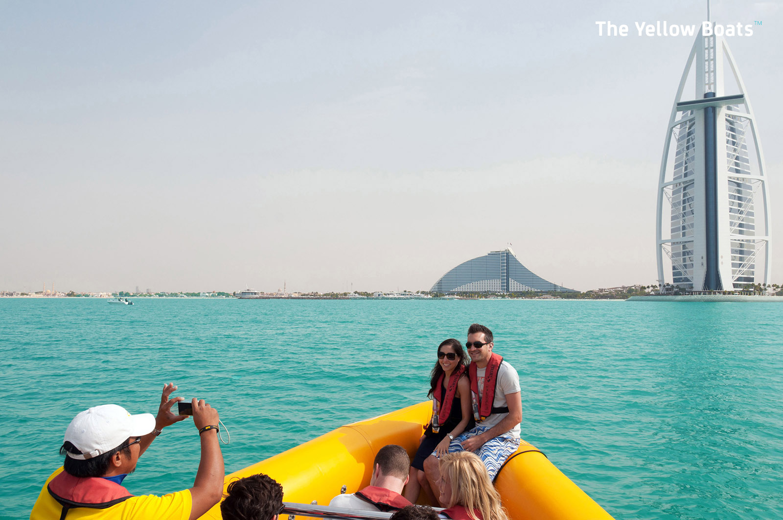 The Yellow Boats - Dubai - godesto.com