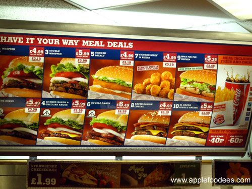 Cheapest Fast Food Restaurants To Franchise